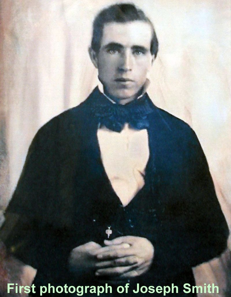 Photographs of the Prophet Joseph Smith? – Seth Adam Smith Joseph Smith