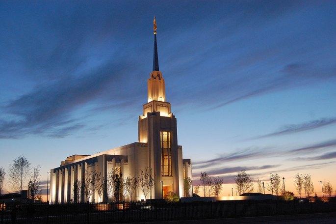 Twin Falls LDS Mormon Temple