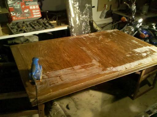 Refinishing A Solid Oak Dining Table Seth Adam Smith