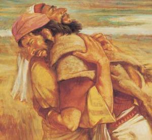 Jacob and Esau