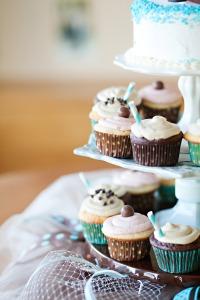 Cupcake Wedding Cake - 03