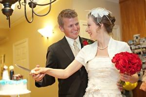 Cupcake Wedding Cake - 05