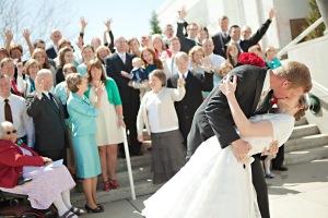 Seth and Kim Wedding - Family Photo
