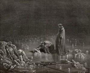 Zamrożone piekło Dantego