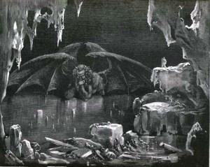 Satan in Ice