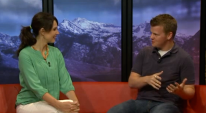 Seth Interview FOX 13 Utah