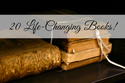 Life changing books fiction