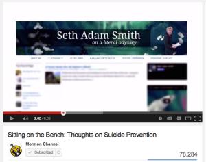 Mormon Messages Suicide Prevention